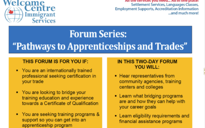 Pathways to Apprenticeship and Trades