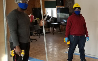 GTTI Skilled Trades Institute Interview with Dale Bowerbank Drywall Instructor